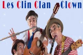 El espectáculo 'Les Clin Clan Clown' visita Palma