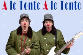 'A lo tonto a lo tonto', un espectáculo de clown en el Auditori de Santa Margalida