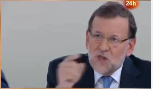 Sánchez acusa a Rajoy de no ser «decente» y el presidente le dice que es «ruin y miserable»