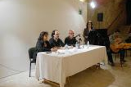 'La terra descoberta', espectáculo sobre Mallorca, en la Institució Antoni M. Alcover
