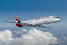 Air Nostrum ofrece más de 44.000 plazas entre Balears y la Península durante las fiestas