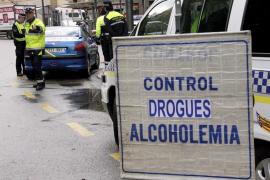 La Policía Local de Palma intensificará sus controles de alcoholemia en fiestas navideñas