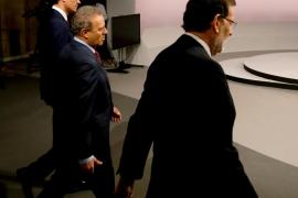 Rajoy, Sánchez, los insultos y la crisis del bipartidismo