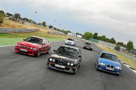Se cumplen tres décadas del nacimiento del M3 de BMW