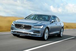 Volvo revoluciona  el segmento sedán premium con el S90