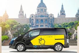 Nissan ha alcanzado el hito de más de 550 taxis 100 % eléctricos en Europa