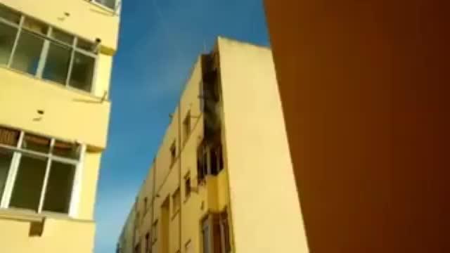 Un incendio en una vivienda obliga a desalojar un edificio de Palma