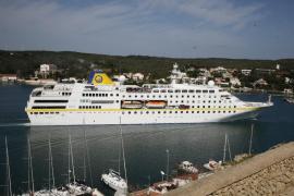 Balears recibió 1,53 millones de pasajeros de cruceros hasta octubre