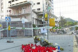 El fiscal pide 22 años de prisión a los seis implicados en el derrumbe del hotel Son Moll