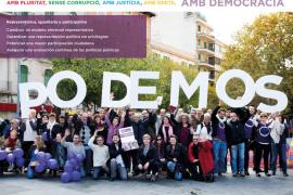 Podemos defiende una «democracia real» representativa y participativa