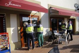La policía clausura locales implicados en la trama de explotación laboral