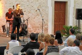 El patio de Raixa, escenario para la música en las noches de verano
