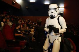 Palma 'viaja' a una galaxia muy lejana con el regreso de 'Star Wars'
