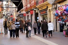 Afedeco espera abrir en primavera el primer centro comercial a cielo abierto de Palma