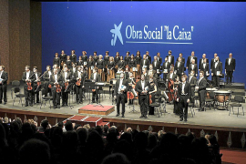 La Simfònica se suma este año a 'El Messies' participativo en el Auditòrium