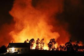 El norte de España sufre más de un centenar de incendios
