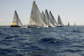 La Copa del Rey de vela arranca el lunes con la participación de 90 embarcaciones