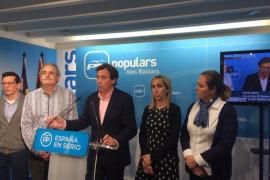 Mateo Isern: «El PP balear ha sacado buena nota, aunque no sobresaliente»