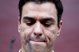 Pedro Sánchez asegura que «España quiere izquierda y quiere cambiar»