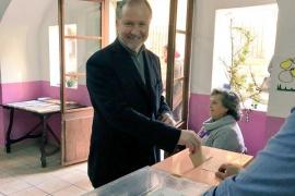 Ramon Socias: «Cualquier alternativa de gobierno de izquierdas ha de pasar por el PSOE»