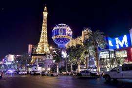 Un atropello cerca del complejo Planet Hollywood  de Las Vegas deja 37 heridos y un muerto