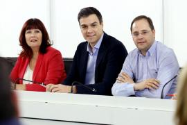 REUNIÓN DE LA EJECUTIVA FEDERAL DEL PSOE