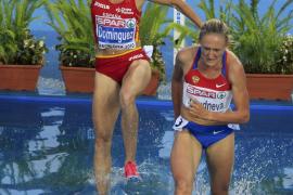 Marta Domínguez consigue la primera medalla española en los Europeos de Atletismo