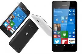 Microsoft lanza en España el Lumia 550