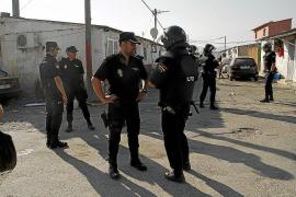 Cinco detenidos en el poblado de Son Banya por asaltar un chalet en Campanet