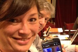 La diputada del PSIB Silvia Limones gana un segundo premio