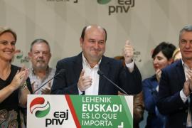 Ortuzar: «El PNV no apoyará a Rajoy en la investidura»