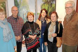 Exposición de Concha Camarena y Christiane Hoenge