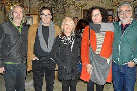 Varios artistas presentan su obra en Es Llombards