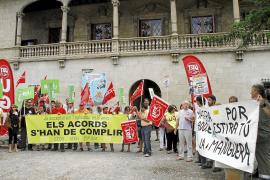 Los sindicatos mayoritarios de Balears califican la reforma laboral de 'aberrante'