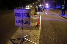 La Policía Local de Calvià hará controles preventivos de alcoholemia durante las fiestas