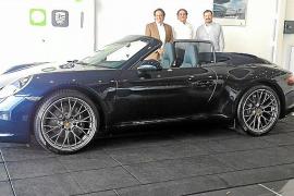 Centro Porsche Baleares presentó los nuevos 911