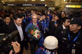 El Shanghai Shenhua chino presenta a Manzano como nuevo entrenador