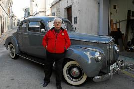 Packard Deluxe de 110 caballos