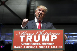 Trump afirma que «odia» a algunos periodistas pero «nunca los mataría»