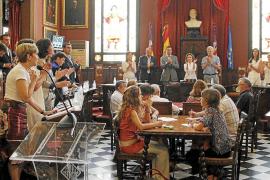 Aina Calvo expropiará el Lluís Sitjar si gobierna la próxima legislatura en Cort