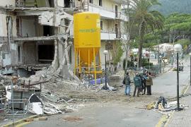 El proyecto del hotel Son Moll confundía muros de carga con simples tabiques, según el fiscal