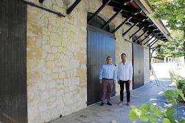 El antiguo almacén de la estación del tren de Inca tendrá nueva cubierta en abril