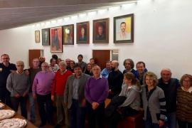 Emotivo homenaje a trabajadores del Ajuntament de sa Pobla que se jubilan