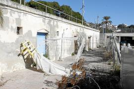 Porto Cristo insta a Ports a afrontar de inmediato el mal estado de los varaderos