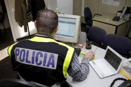 Arrestado un joven  por acosar por internet a una chica de Palma