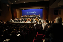 'El Messies participatiu', un clásico navideño que llenó el Auditòrium