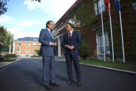 Rajoy y Sánchez analizarán este miércoles la situación tras el 20D