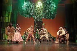 'Tarzán', en versión musical, aterriza en Manacor