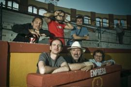 Els Pets, Pepet i Marieta, Boc y Wally López en Plaça d'Espanya para Sant Sebastià