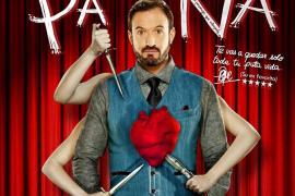 'El amor es pa ná', te lo dice Álex O'Dogherty en el Trui Teatre
